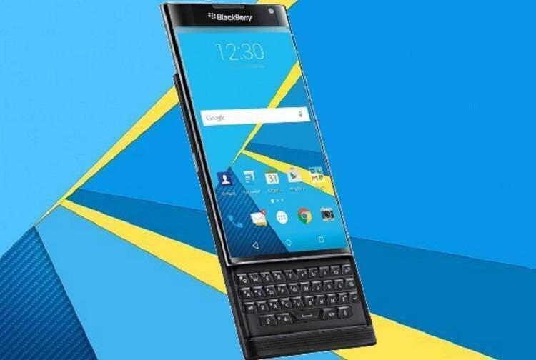 BlackBerry Priv, prezzo europeo fissato a 799 euro