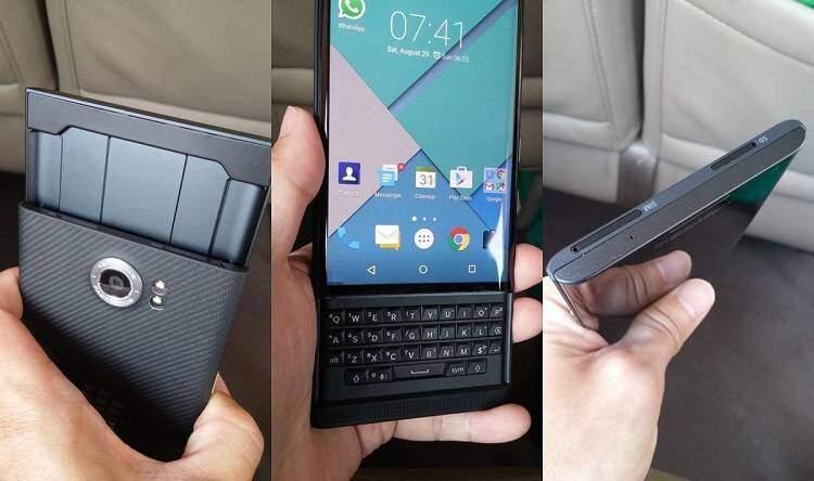 BlackBerry Priv, in UK arriva il 6 novembre