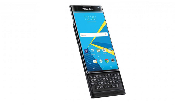 BlackBerry Priv, eccolo in video con Android 6.0.1 Marshmallow