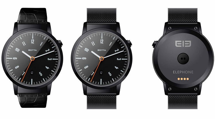 ELE Watch, lo smartwatch Android Wear di Elephone a 100€