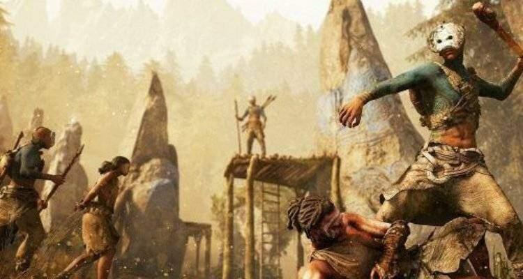 Far Cry Primal.