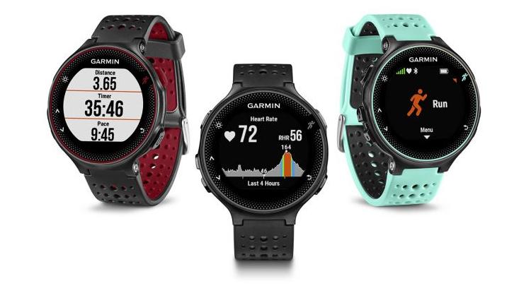 Da Garmin tre nuovi smartwatch per la serie Forerunner