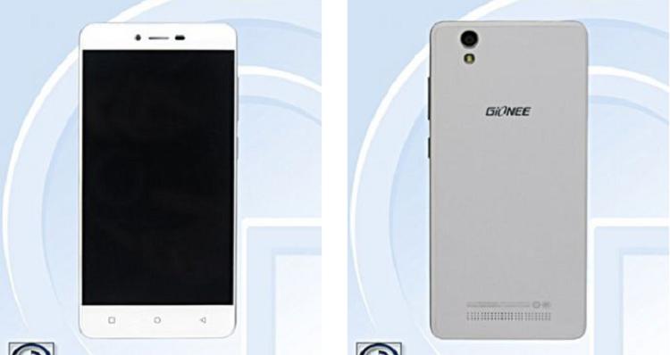 Gionee F103L, certificato un nuovo smartphone di fascia bassa