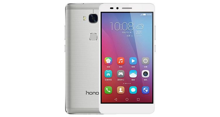Huawei Honor 5X è ufficiale: ottime specifiche per soli 150€!