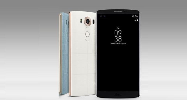LG V10 arriva anche in Europa: parte la distribuzione globale