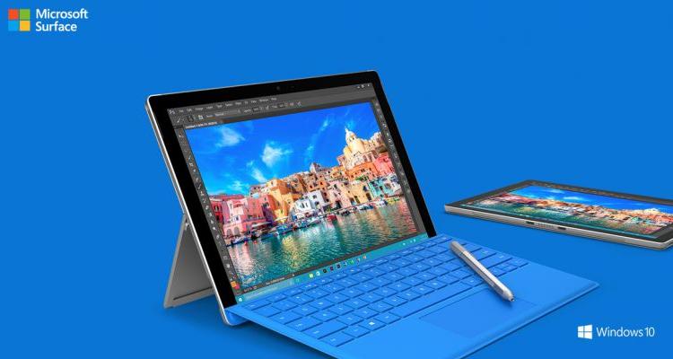 Windows 10, aggiornamenti per Surface Pro 4 e Surface Book