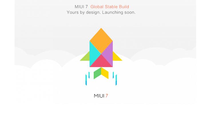 Xiaomi, MIUI 7: il rilascio globale avverrà il 27 Ottobre