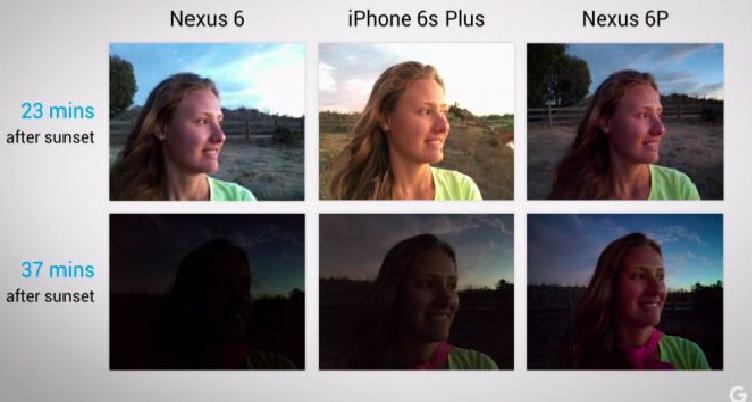 Huawei Nexus 6P forte nella fotografia: secondo solo a S6 Edge