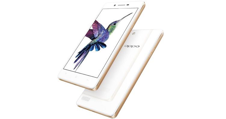 Oppo Neo 7, un entry level con display 5″ e Snapdragon 410