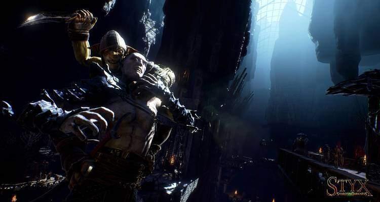 Styx: Shards of Darkness, annunciato ufficialmente!