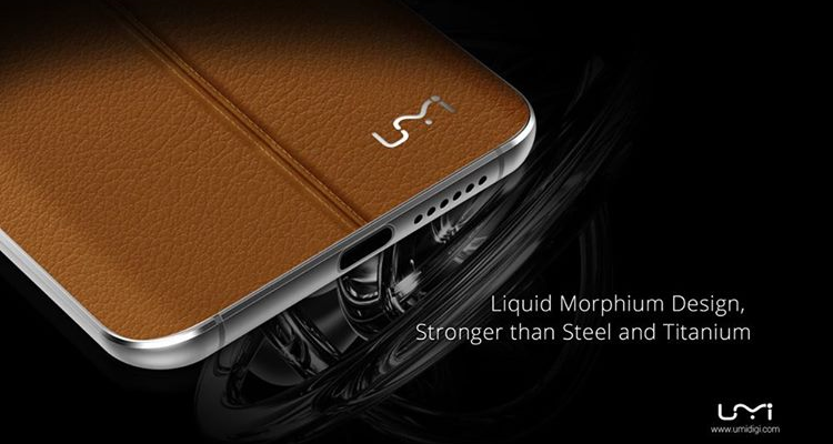 UMI Zero 2, il flagship con 4GB di RAM e corpo in Liquid Metal!