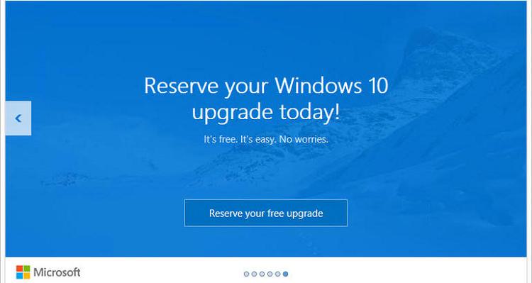 Non hai Windows 10? Microsoft ti obbligherà all'update