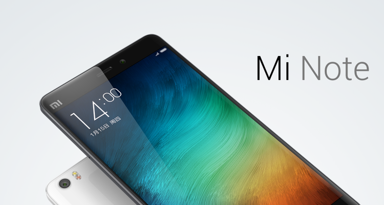 Xiaomi Mi Note 2 già su Oppomart a 499 dollari