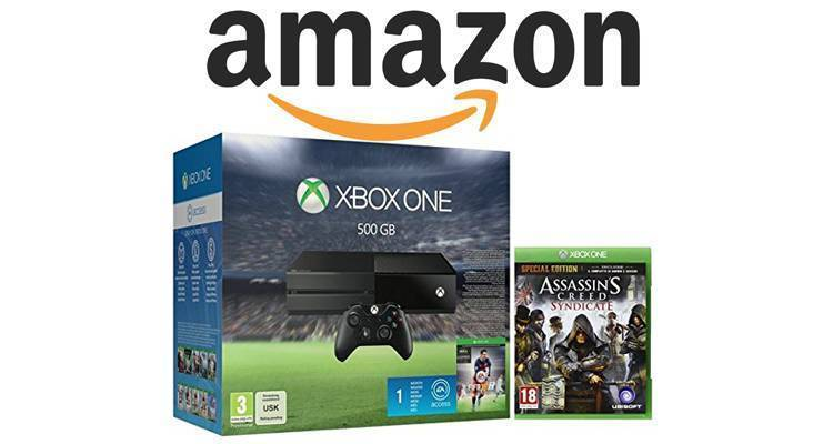 Bundle Xbox One e FIFA 16 in offerta con Assassin's Creed Syndicate!