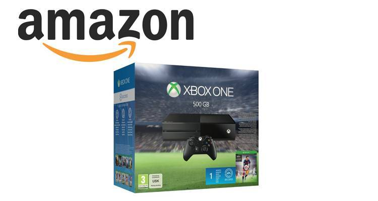 Bundle Xbox One e FIFA 16 in offerta su Amazon!
