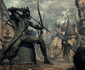 Bloodborne The Old Hunters Recensione