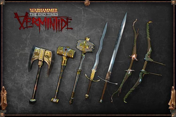 Warhammer End Times Vermintide DLC