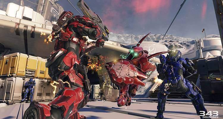problemi di matchmaking Halo 2015
