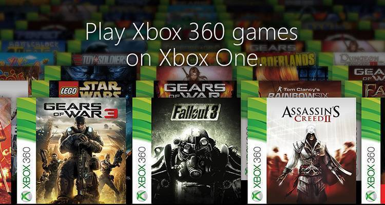 New Xbox One Experience Retrocompatibilità Xbox 360