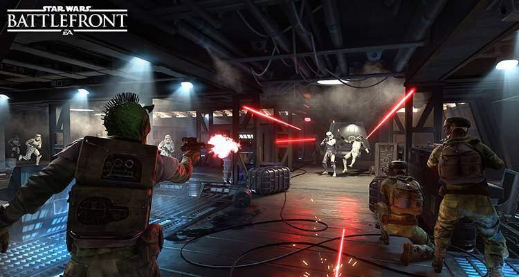 Star Wars Battlefront Recensione 02