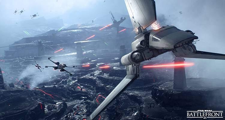 Star Wars Battlefront Recensione 04