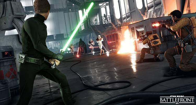 Star Wars Battlefront Recensione 05