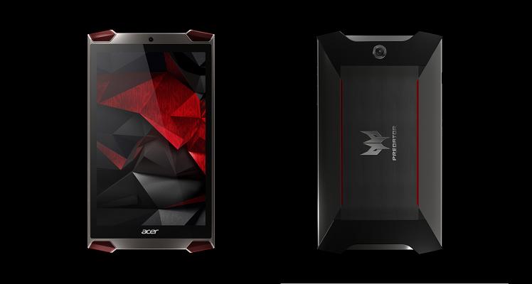 Acer Predator 8 Tablet: preordini al via a 339€