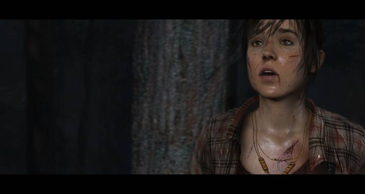 beyond two souls due anime playstation 4 ps4