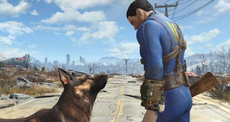 Fallout 4 bug crash Monsignor Plaza