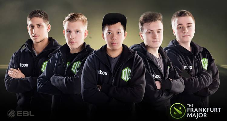 DOTA 2: OG vince il Frankfurt Major e batte Team Secret 3-1
