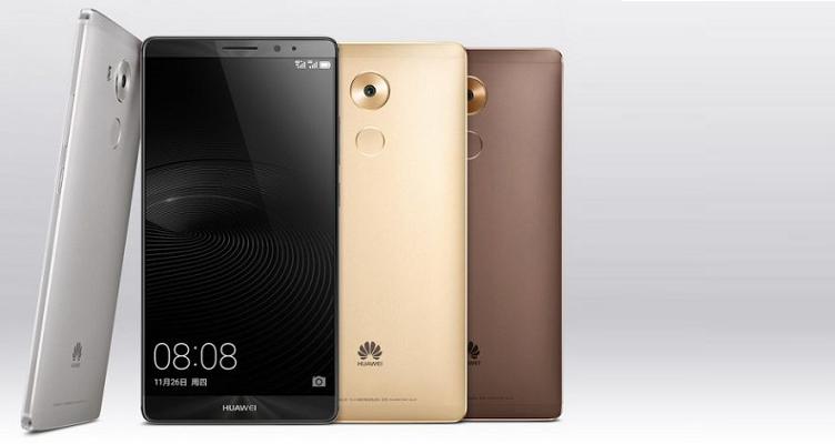 Huawei Mate 8: in arrivo variante mini con design in vetro?