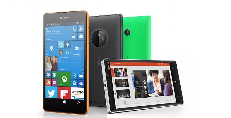 Windows 10 Mobile, tempi di update e smartphone coinvolti