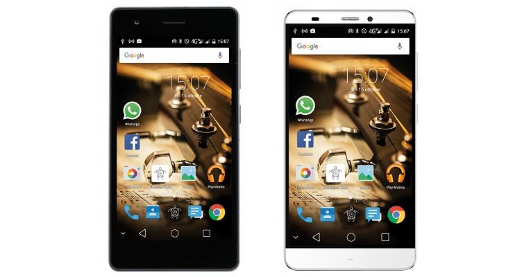 Mediacom presenta PhonePad Duo S552U 4G e S510L 4G