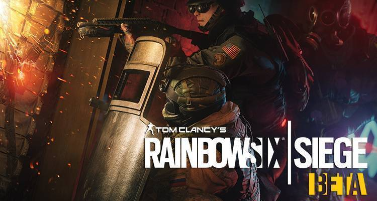 Tom Clancy Rainbow Six Siege Open Beta