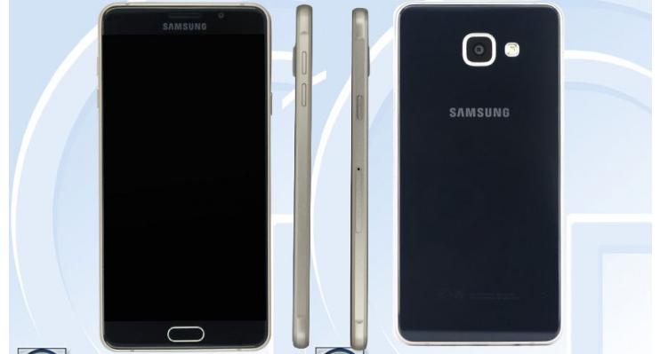 Samsung Galaxy A7 (2016) certificato dalla TENAA
