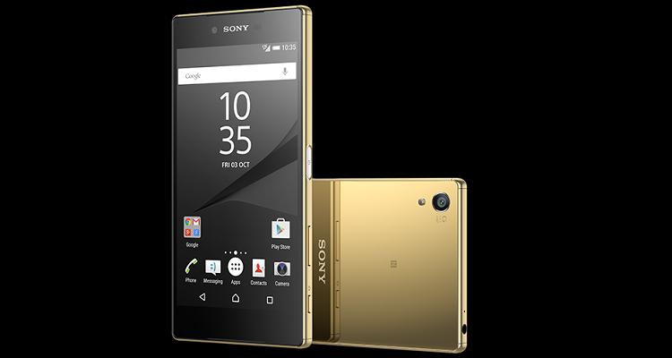 Sony Xperia Z5 Premium in Italia: prezzo ufficiale a 829€