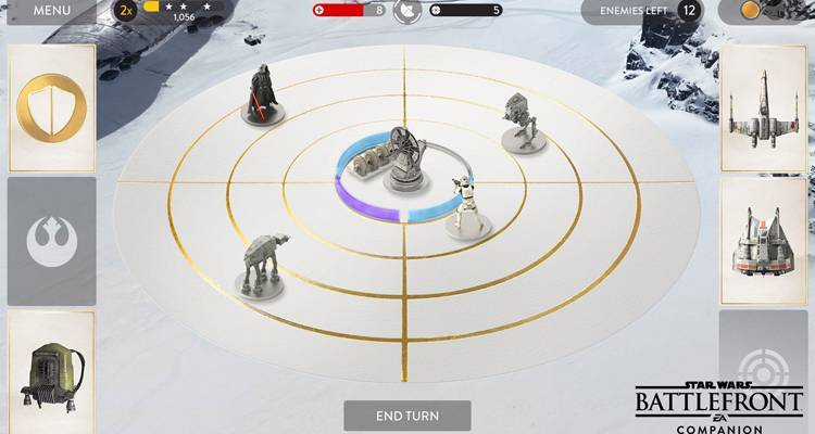 Star Wars Battlefront ha la sua companion app