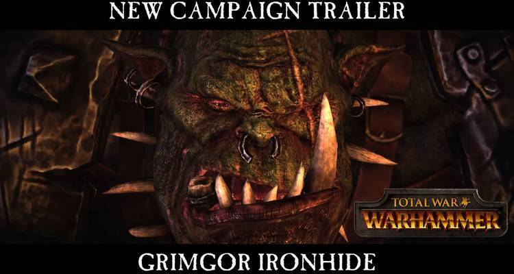 Total War Warhammer mostra la campagna in un nuovo trailer