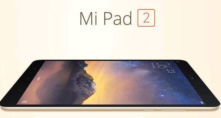 Xiaomi Mi Pad 2 con Windows 10: in vendita dal 26 Gennaio