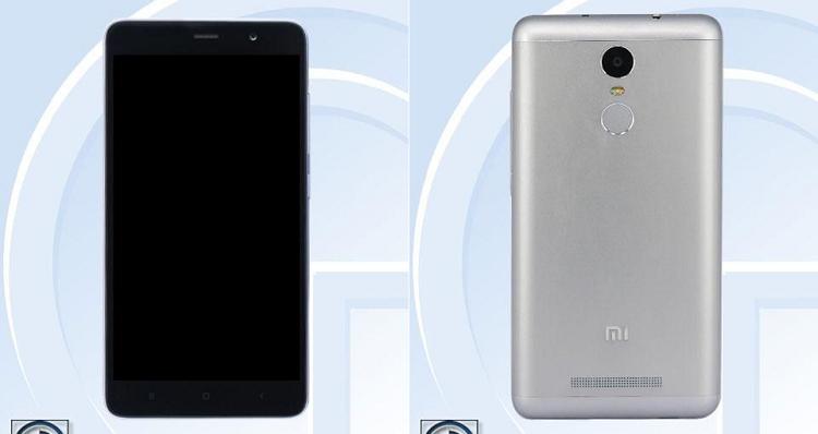 Xiaomi Redmi Note 2 Pro certificato: metallo e sensore di impronte!