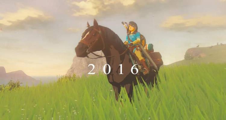 Nintendo Direct Zelda Wii U