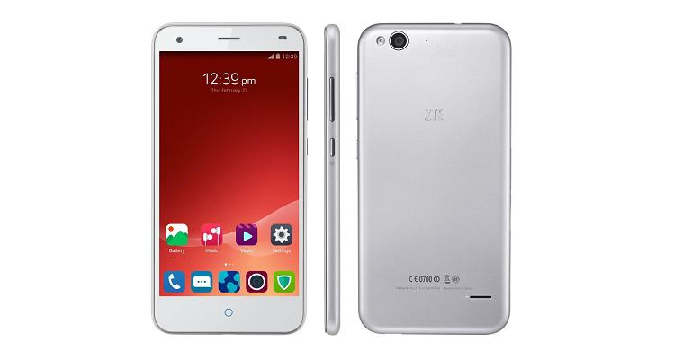 ZTE Blade S6 (Argento) con connettività 4G: offerta Amazon a 146€
