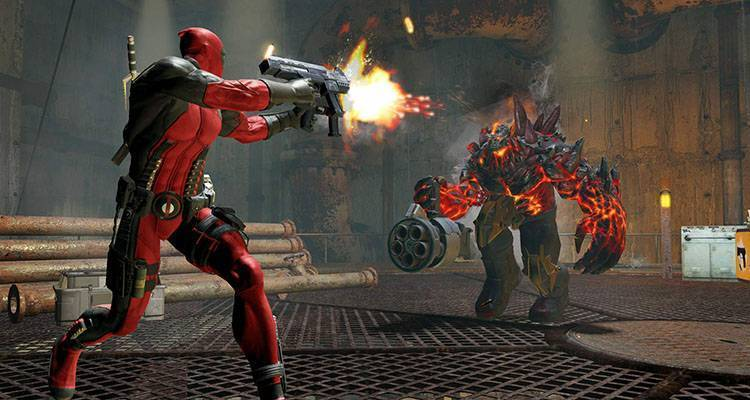 DeadPool Recensione PS4 Xbox One 01