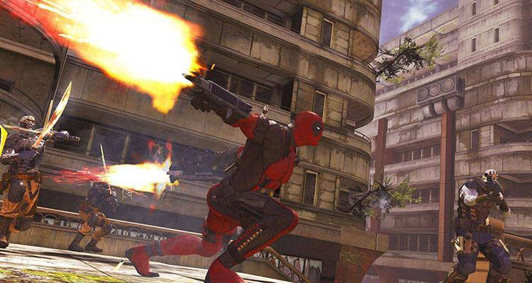 Deadpool Recensione PS4 Xbox One 02