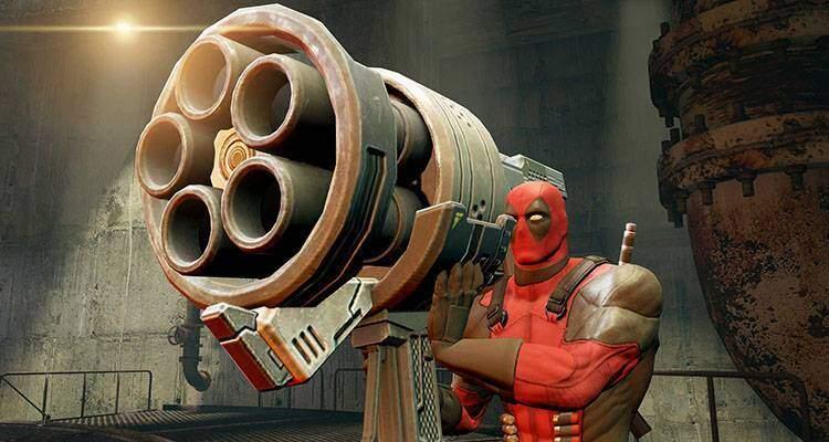Deadpool recensione ps4 e xbox one