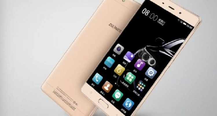 Gionee Marathon M5 Enjoy Edition