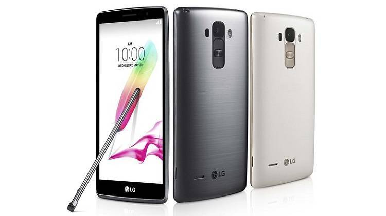 LG G4 Stylus, in arrivo Android 6.0 Marshmallow