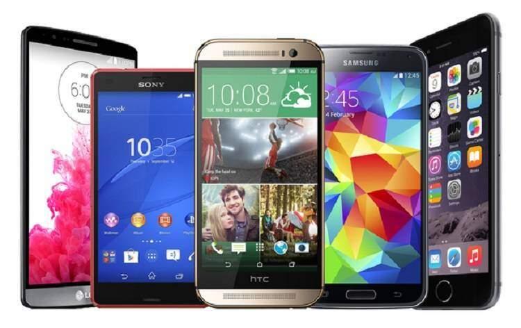 Smartphone mania, Samsung, Apple e Huawei le regine del mercato