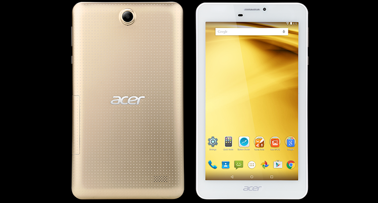 Acer Iconia Talk 7, il tablet Android lowcost arriva in Italia