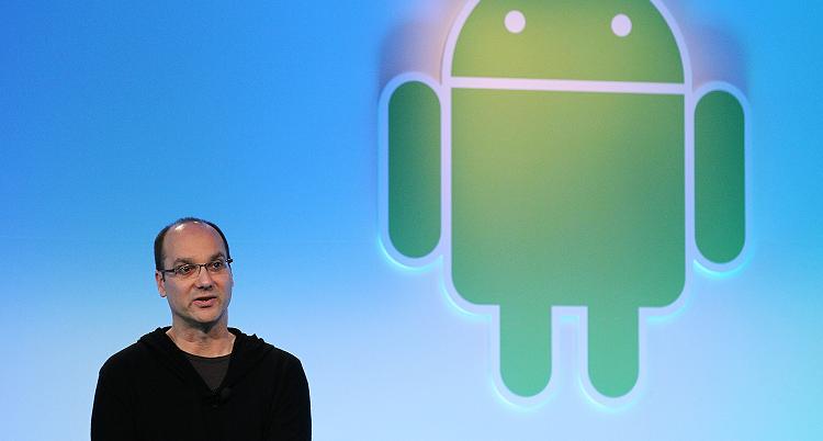 Andy Rubin fonderà un marchio produttore di smartphone?